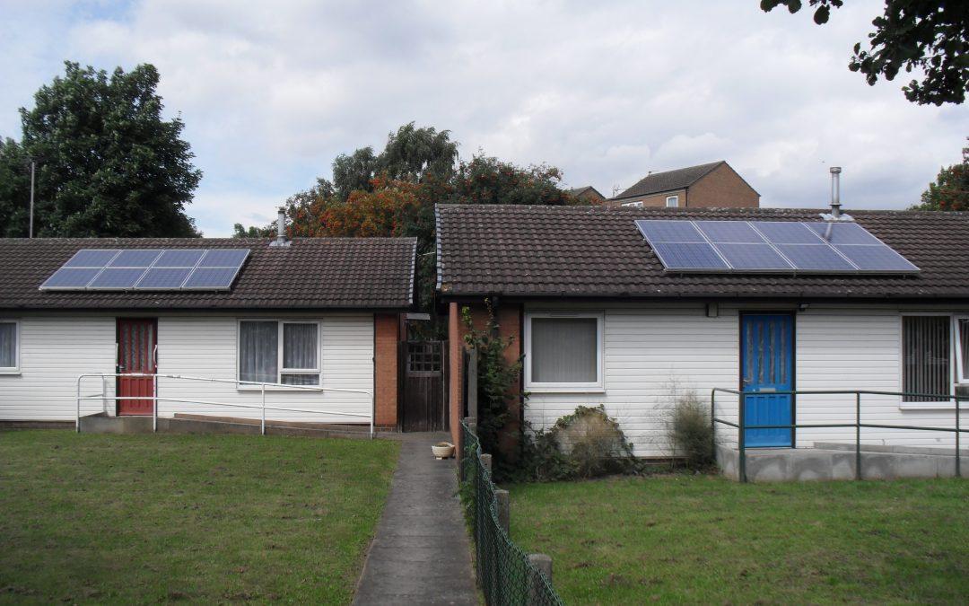Future Plans: Retrofitting Solid Wall Houses